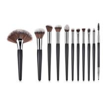 BBL® 11pcs/Lot Premium Makeup Brushes Set Maquillaje Profesional Fluffy - €18,54 EUR
