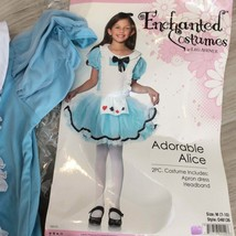ALICE IN WONDERLAND COSTUME girls M - $35.64