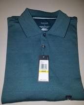 NEW Mens Van Heusen Long Sleeve Polo Shirt - $24.95
