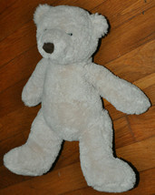 """Jellycat Bebe Bear 14"""" Plush Toy (Retired Rare)gently used - $15.99"""