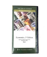 The Great Courses Business & Economics 3rd Edition Part 1 The Teaching C... - $16.82