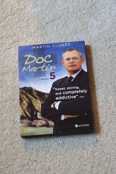 Martin Clunes as Doc Martin in Series 5