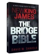 NEW KING JAMES - THE BRIDGE BIBLE   DAVID W DANIELS   CHICK PUBLICATIONS... - $14.80