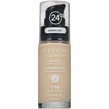 Revlon Colorstay Makeup Normal/Dry SPF 20 - 110 Ivory - $7.49