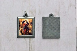 Our Lady Undoer of Knots PEWTER Necklace Pendant - Religious Saint Untie... - $7.95