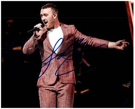 SAM SMITH  Authentic Autographed Signed 8X10 Photo w/Certificate - 27175 - $65.00