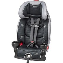 Evenflo SecureKid LX 2-for-1 Booster Car Seat, Raven  - $129.87