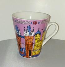 LONDON  UK Mug / England / Coffee Tea / Sampsons / Home Office Decor - $21.77