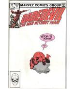 Daredevil Comic Book #187 Marvel Comics 1982 VERY FINE NEW UNREAD - $7.84
