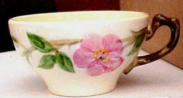 """A  Franciscan Desert Rose  Coffee Cup Vintage """"Made In USA""""--(8 available) - $2.68"""