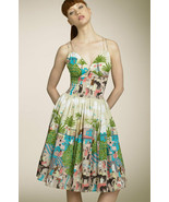 Anthropologie Bazaar Dress by Plenty by Tracy Reese Sz 4 - NWOT RARE!!! - $134.63
