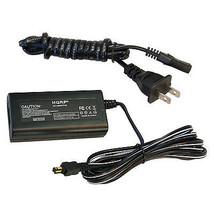 Hqrp Ac Power Adapter For Sony Cyber-Shot DSC-T100 DSC-T200 DSC-T300 DSC-T700 - $13.07