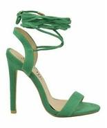 So Me, Green Bobbie Sandal - $21.00