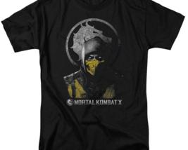 Mortal Combat X Retro 90's Fantasy fighting video game graphic t-shirt WBM423 image 3