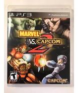 Marvel vs Capcom 2 Ironman vs Megaman - PS3 - Replacement Case - No Game - $7.91