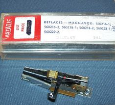 ASTATIC 463 Astatic 711 NEEDLE CARTRIDGE for MAGNA​VOX 560216-1 560218 162-ds73 image 4