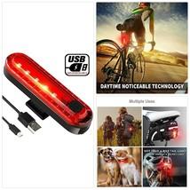 Yuwumin Rear Bike Tail Light,Ultra Bright USB Rechargeable Volcano Bicyc... - $13.32