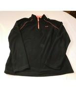 Champion Girl's Youth Fleece Long Sleeve Pull Over Shirt XL 14-16 Black ... - $13.36
