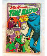 Rip Hunter Time Master # 28 DC Silver Age Good Condition - $9.99