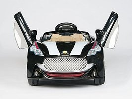 KidsMotors Present Limited Ride on Car 12v Maserati Style Toy for Kids, ... - $299.98
