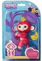 Fingerlings PINK Baby Monkey BELLA - $9.49