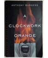 A CLOCKWORK ORANGE by Anthony Burgess (1986) Norton SC - $9.89