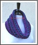 CROCHET PATTERN, Blueberry Hill Cowl, crochet pattern, scarf, ladies fas... - $0.00