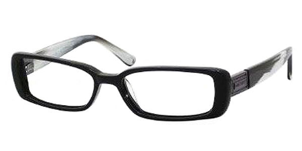 3feb50295e9d Nine West Eyeglasses 455 Black Horn 0807 and 50 similar items