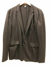 BURBERRY  LONDON BLACK 2 BUTTON TRAVEL JACKET THIN 52 R - $93.26