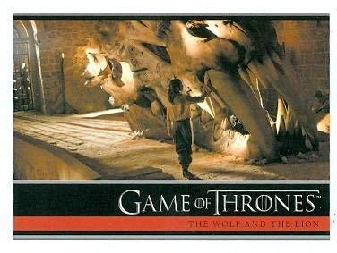 Game of Thrones trading card #14 2012 Arya Stark