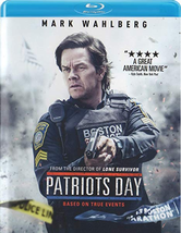 Patriots Day (2017, Blu-ray)