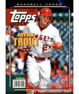 Mike Trout 2019 Topps Archive Topps Magazine Card #TM-1 - $6.00