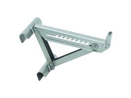 Qualcraft 2420 Aluminum Two-Rung Short Body Ladder Jack N/A - $66.27