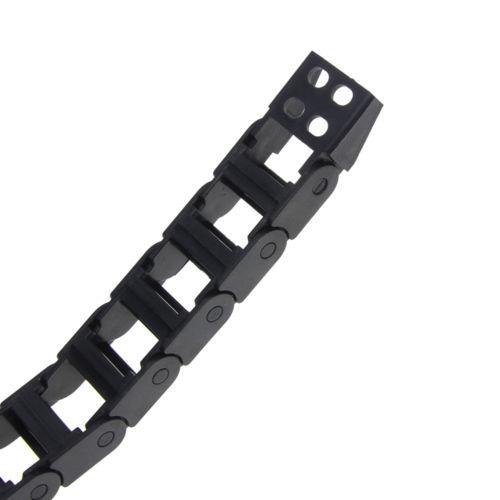 7x15mm 7 15mm L1000mm energieführungsketten-drahtträger with end-anschlüsse for