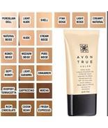 Avon Ideal Nude Liquid Foundation - $14.85+