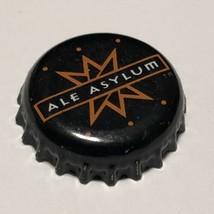 Ale Asylum WI Beer Bottle Crown Cap Ale Asylum Brewing Madison Wisconsin - $2.65