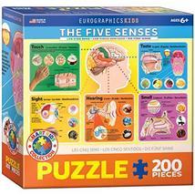 EuroGraphics Five Senses Jigsaw Puzzle (200-Piece) - $20.45