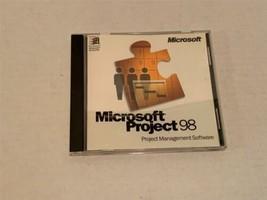 Microsoft Project 98 - $4.95