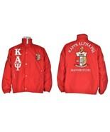 Kappa Alpha Psi Fraternity Jacket NUPE KAPPA ALL WEATHER Jacket PHI NU PI - $115.00