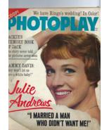 May 1965 PHOTOPLAY Magazine, Julie Andrews cover, Ringo wedding Jackie m... - $6.50