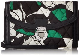 Vera Bradley Ultimate Rose Wristlet MSRP:$54 - £21.86 GBP