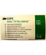 Ketac-Fil Plus Aplicap Assorted Refill A4 - Glass Ionomer Restorative 55060 - $199.99