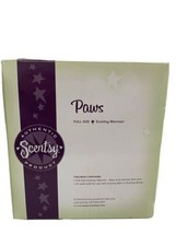 """Scentsy """"Paws"""" I Heart My Pet Full Size Wax Warmer Retired RARE Pet Dog ... - $85.00"""