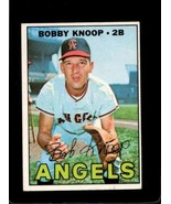 1967 TOPPS #175 BOBBY KNOOP EX+ ANGELS  *X01794 - $2.48