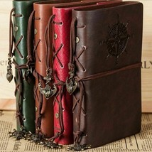 Notebook Diary Notepad Vintage Pirate Anchors PU Leather Note Book R - $6.15+