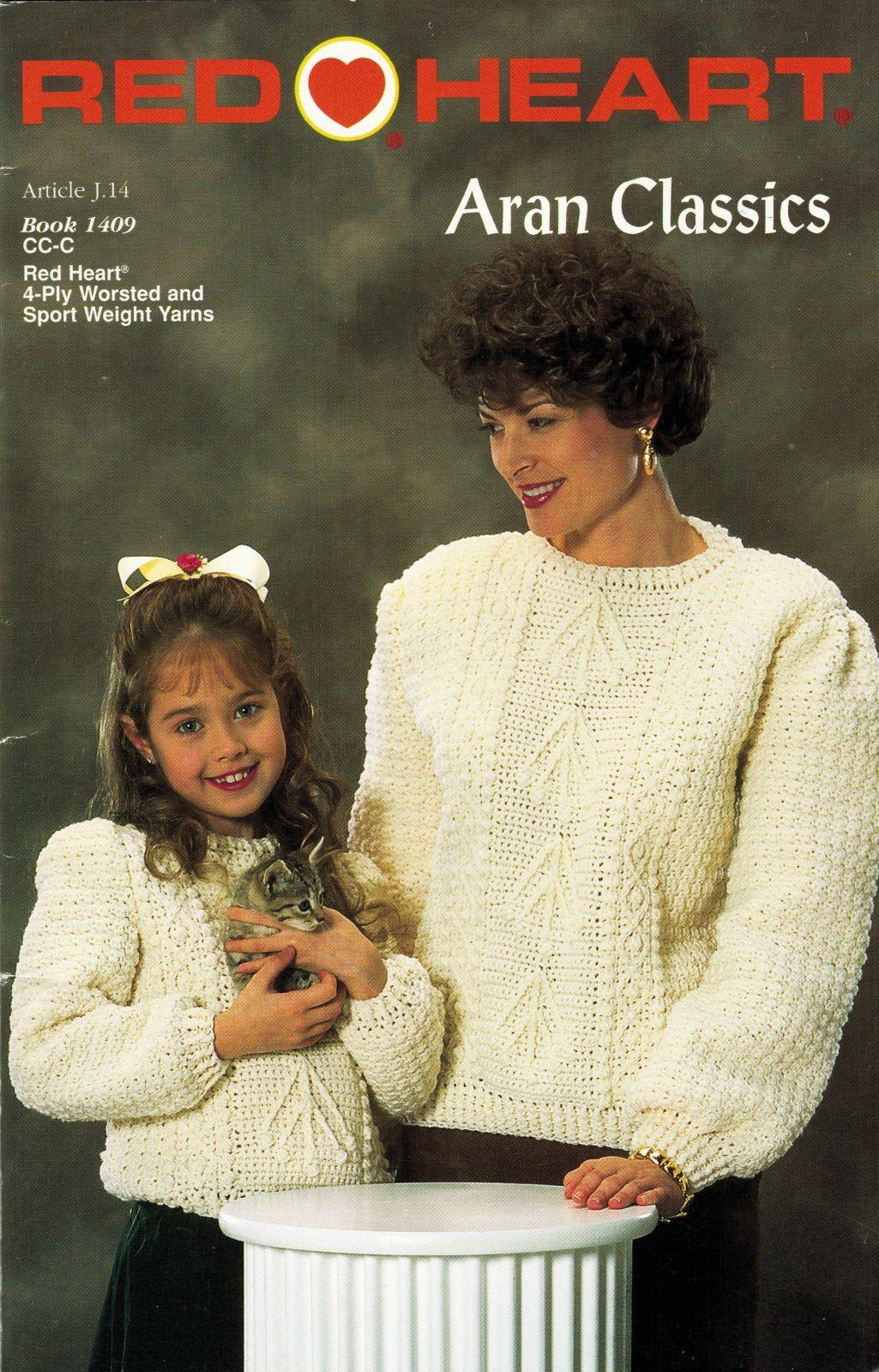 Men Women Crochet Aran Sweater Afghan Celtic and 50 similar