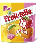 Fruittella SUMMER FRUITS chews -120g - 30% less sugar FREE SHIPPING - $8.90