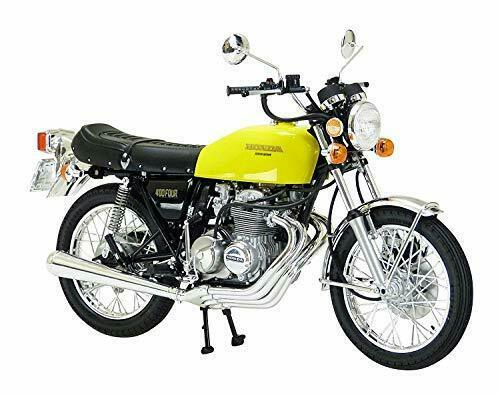Primary image for Aoshima 1/12 Bike Series No.30 Honda CB400FOUR-I / II 398cc plastic model