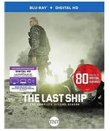 Last Ship: the Complete Second Season [Blu-ray + Digital] - $12.95