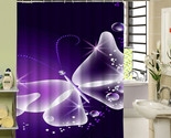 Aterproof fabric elegant butterfly floral shower curtain washable girl.jpg 640x640 thumb155 crop